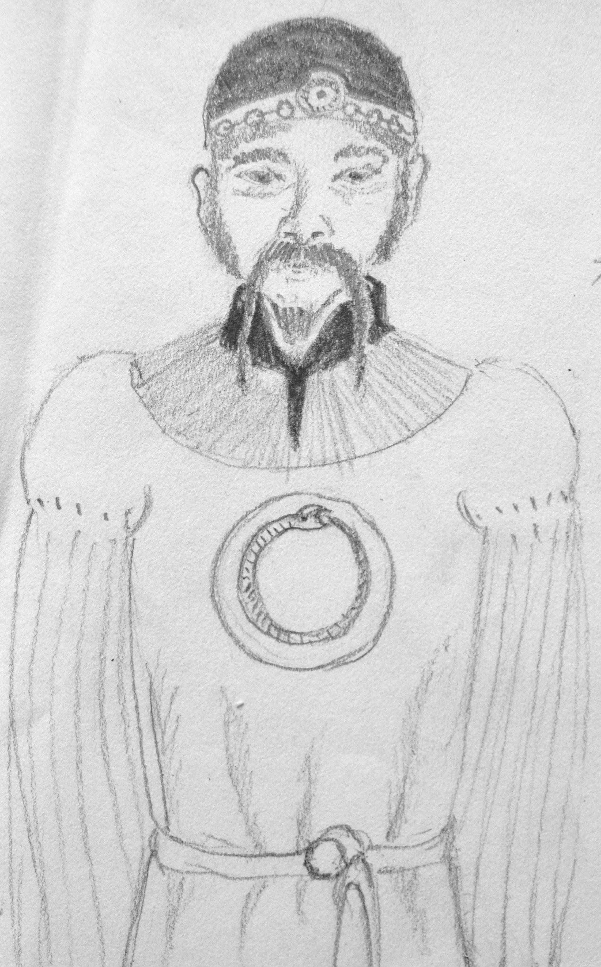 Zeji, The Regent