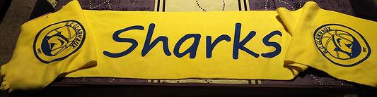 Echarpe Sharks