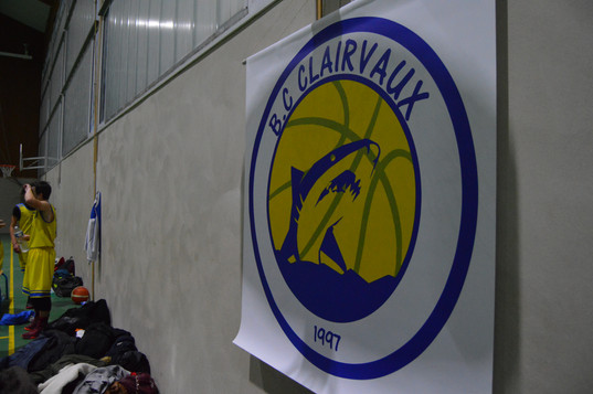 Logo BC Clairvaux