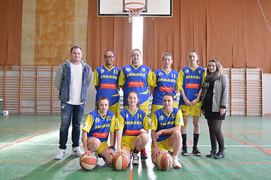 Photo Seniors Féminines 2019-2020