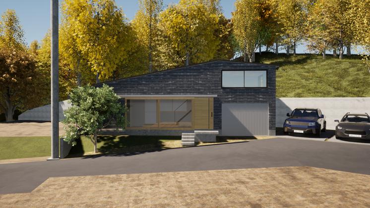 2020糸島の住宅(Unbuild)