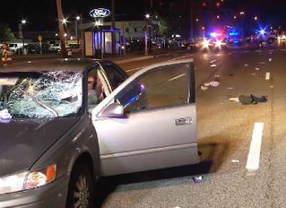 Seattle drivers: slow down