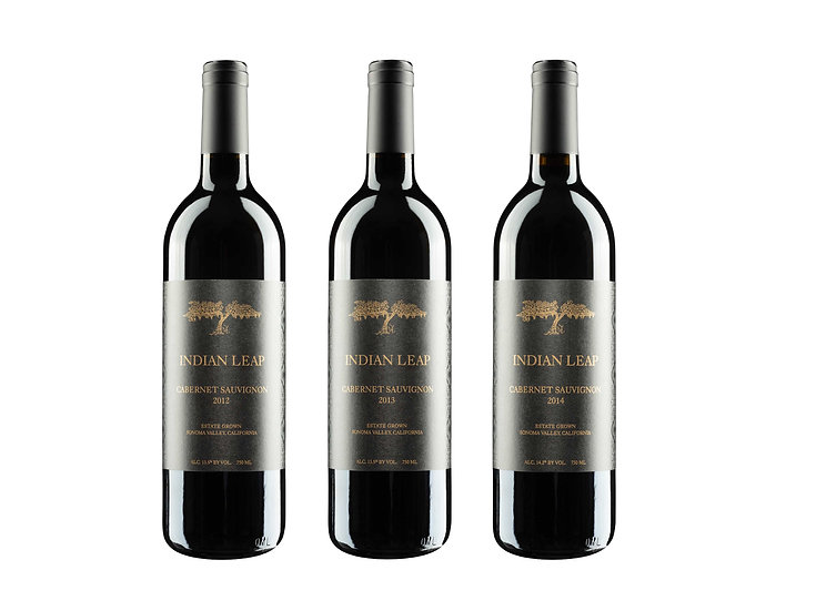 Cabernet Sauvignon Vertical 2012, 2013 and 2014