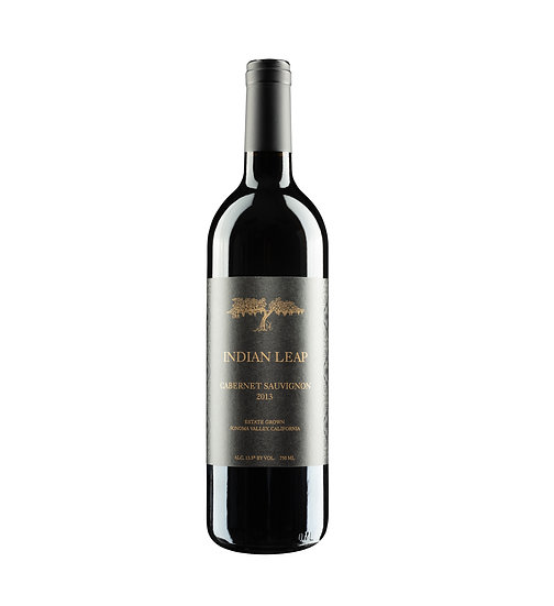 Single bottle of 2013 Cabernet Sauvignon