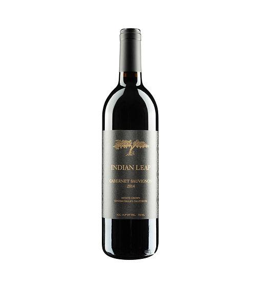 Single bottle of 2014 Cabernet Sauvignon