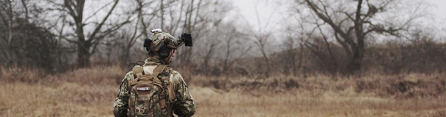 man-wearing-military-uniform-and-walking