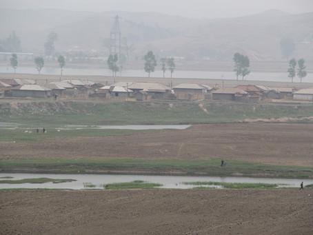 Dandong: A view into North Korea