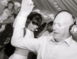 London Silent Disco Wedding Hire - Silent Disco Wedding Packages for Silent Disco Wedding London
