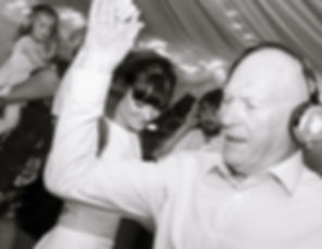 UK Silent Disco Wedding DJ Hire - Silent Disco Wedding Packages for Silent Disco Wedding UK | Silent Disco Dry Hire UK