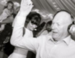 Surrey Silent Disco Wedding DJ Hire - Silent Disco Wedding Packages for Silent Disco Wedding Surrey