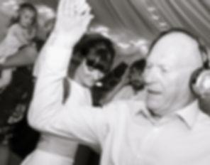 Cambridgeshire Silent Disco Wedding Hire -  Silent Disco Wedding DJ Packages for Silent Disco Wedding Cambridge