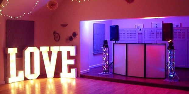 Wedding DJ & Mobile Wedding Disco DJ Hire Pembrokeshire