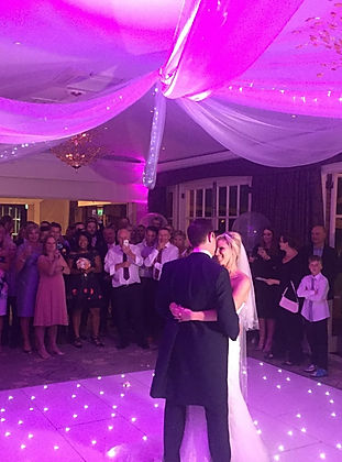 Wedding DJ Hire & Mobile Disco Cardigan & Ceredigion