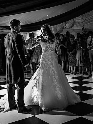 Wedding DJ & Mobile Wedding Disco DJ Hire Tenby