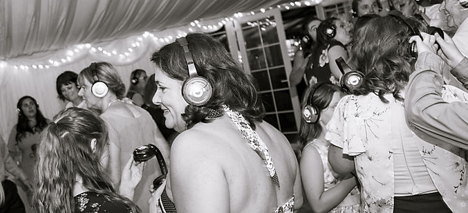Silent Disco Hire & Silent Disco Cardiff, Pembrokeshire & South Wales