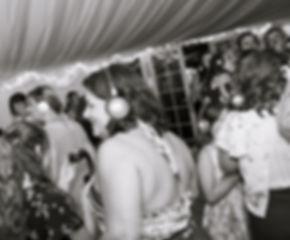 Pembrokeshire Silent Disco Hire - Silent Disco DJ Packages for Silent Disco Wedding & Silent Disco Party Pembrokeshire