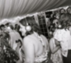 Oxfordshire Silent Disco Hire - Silent Disco DJ Packages Hire for Silent Disco Party & Silent Disco Wedding Oxfordshire