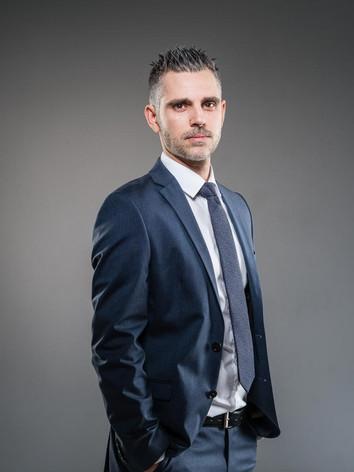 MIx&Match Anzug in royalblau