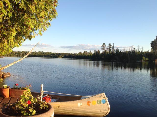 Canoe the Lake
