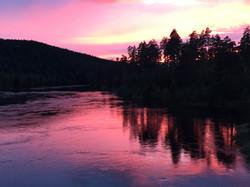 19 View - sunset