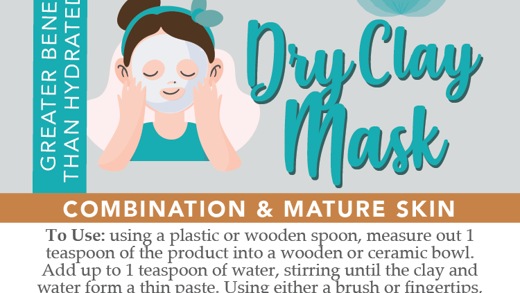 Dry Clay Mask