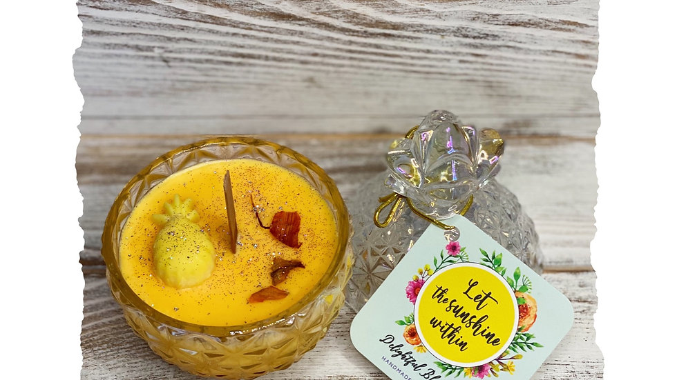 Pineapple Papaya Candle