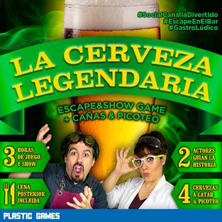 """LA CERVEZA LEGENDARIA"""