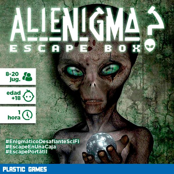 """""""ALIENIGMA"""""""