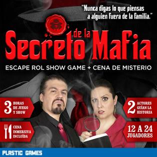 """""""SECRETO DE LA MAFIA"""""""