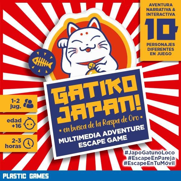 """""""GATIKO JAPAN!"""""""