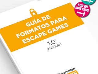 ¡Hay muchos tipos de Escape! ¿Los clasificamos?