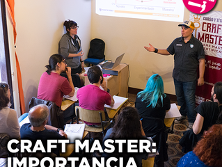 Craft Master: Importancia de la Teoría