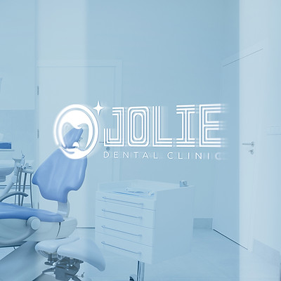 Jolie Dental Clinic Logo Design