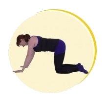 Yoga für Rücken und Nacken