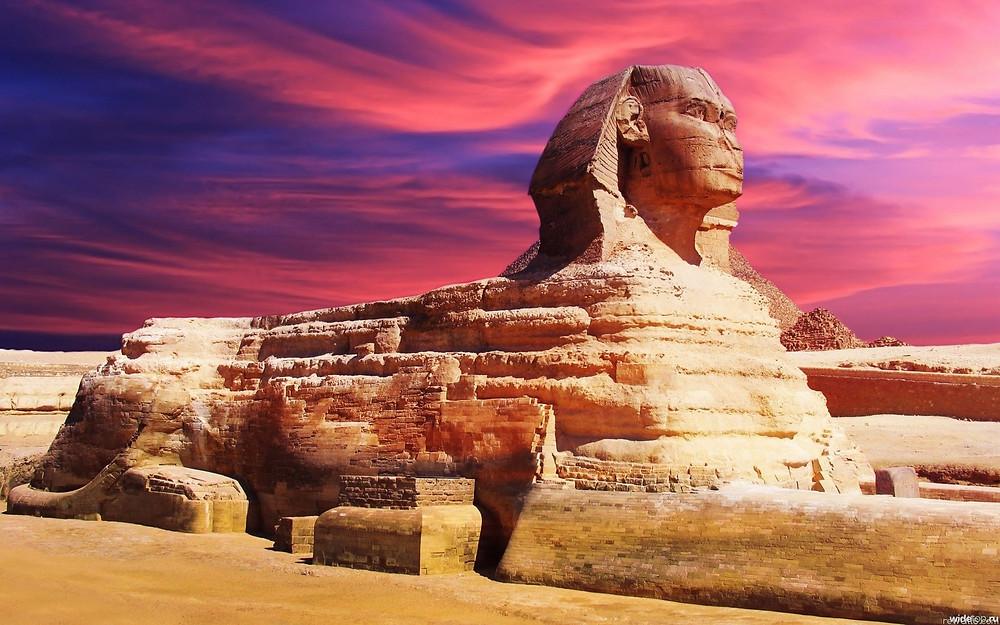 Great Sphinx Egypt