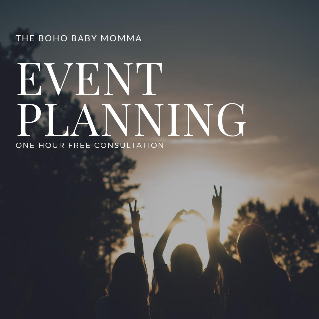 Event Planning Free Consultation