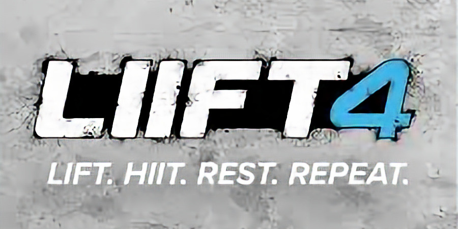 LIIFT4 CHALLENGE GROUP- Workout at home
