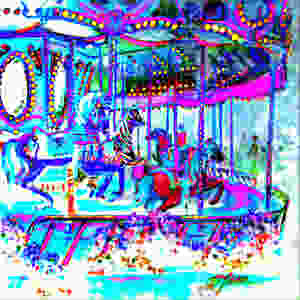 L.A. County Fair Paintings ©2014 Bjlane