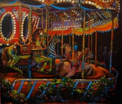 """""""Embellished Carousel"""""""