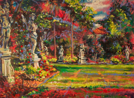 #dailygratitude -  gardens of sunshine
