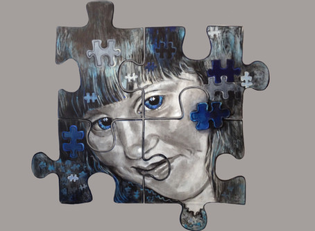 Putting the Pieces Together-Autism Awareness Month