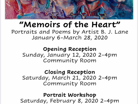 #dailygratitude - Memoirs of the Heart-Poetry and Portraiture
