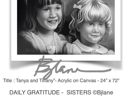 #dailygratitude - sisters