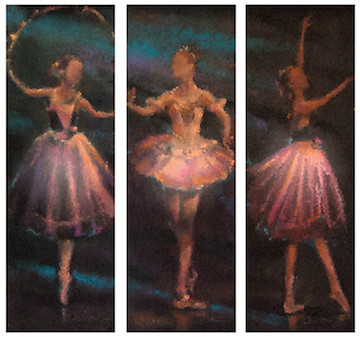 The Ballet-the creation of a new series