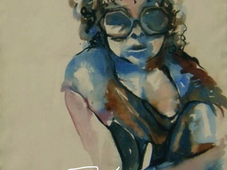 #dailygratitude - The Artist Paints