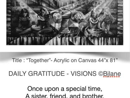 #dailygratitude - Visions