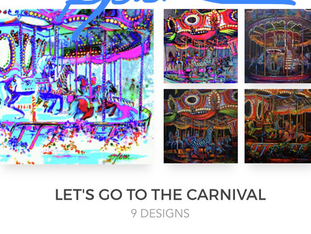 #dailygratitude - Art of the Carnival
