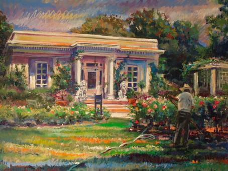 #dailygratitude -  the gardener