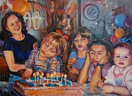 Make a wish-National Autism Awareness Month