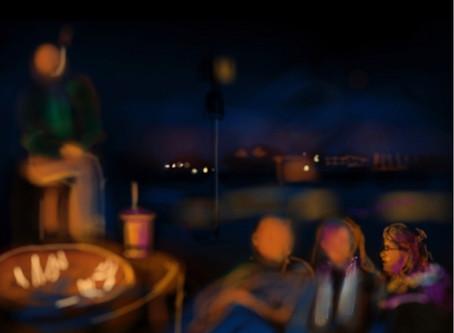 #dailygratitude - summer nights